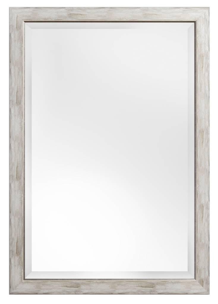 rimini grande spiegel met grijs zilveren lijst. Black Bedroom Furniture Sets. Home Design Ideas