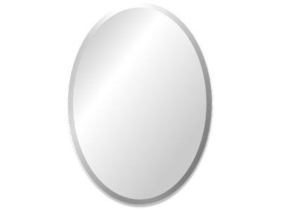Ovale Spiegel - Zonder Lijst - Vele Maten Mogelijk