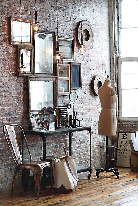 verschilende-spiegels-op-muur-kopen-bij-kunstspiegel