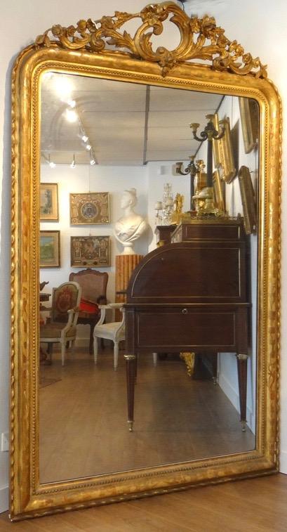 barokstijl-gouden-barok-spiegel-kopen-bij-kunstspiegel