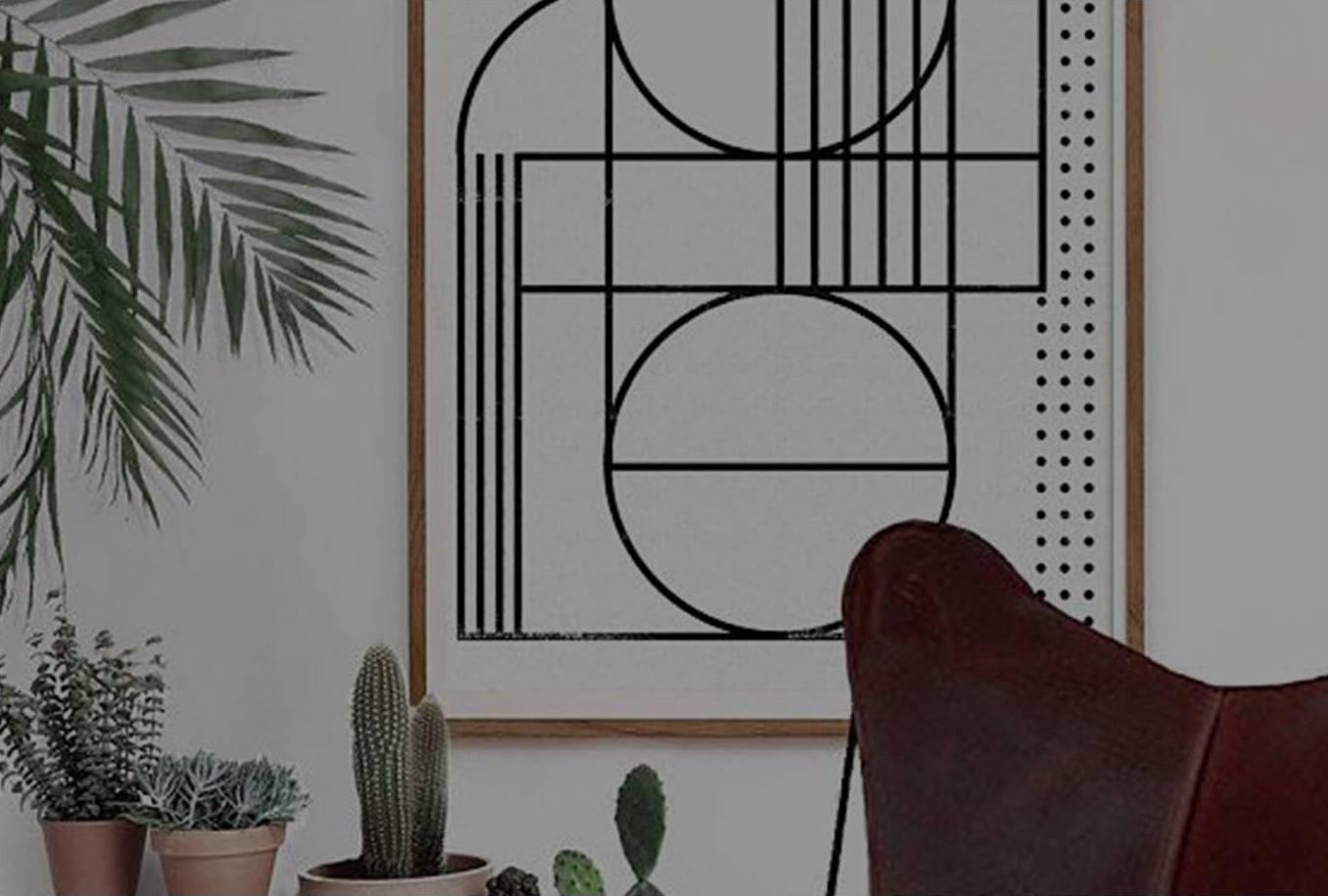 bottom | Kunst | Breng je muur tot leven