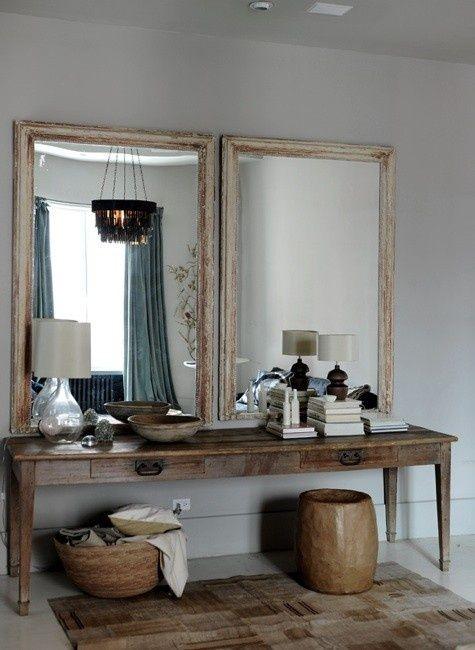 Ideeën voor handige Spiegeltoepassingen