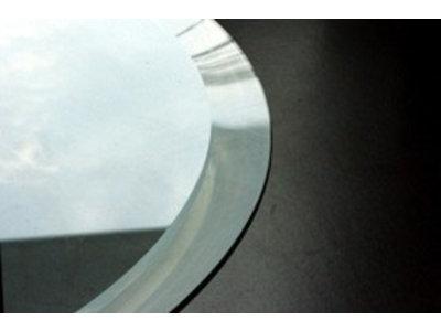 ovale spiegel zonder lijst vele maten mogelijk kunstspiegel. Black Bedroom Furniture Sets. Home Design Ideas