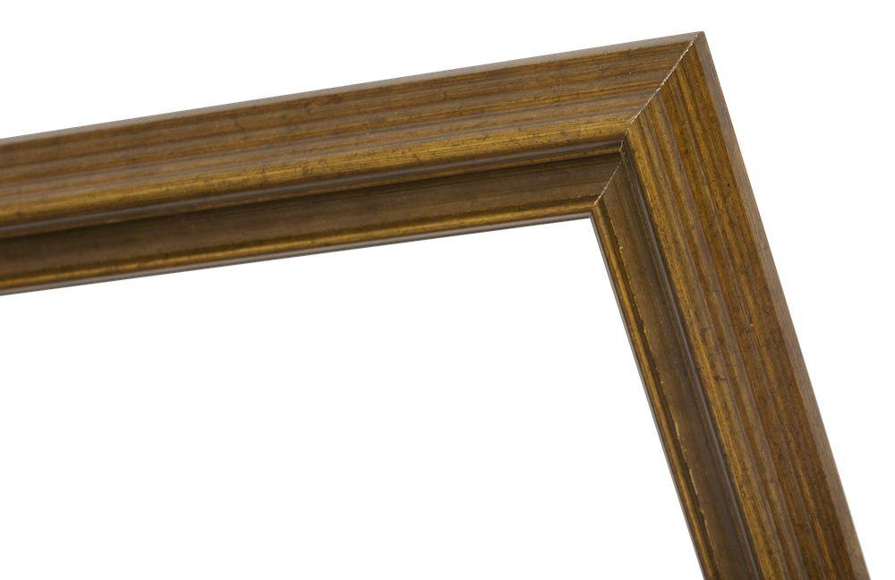 Perla Asti - gouden lijst van hout