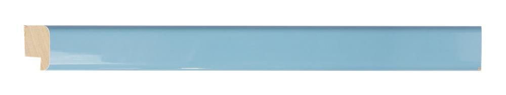 Levie - spiegel - blauw