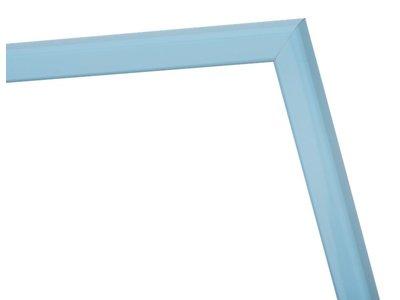 Levie - Betaalbare Moderne Lijst - Simpel Blauw