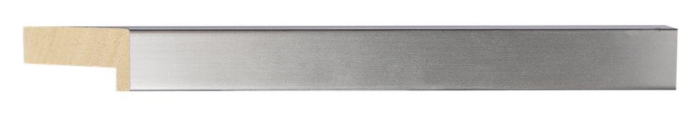 Ravenna - zilveren diepe lijst