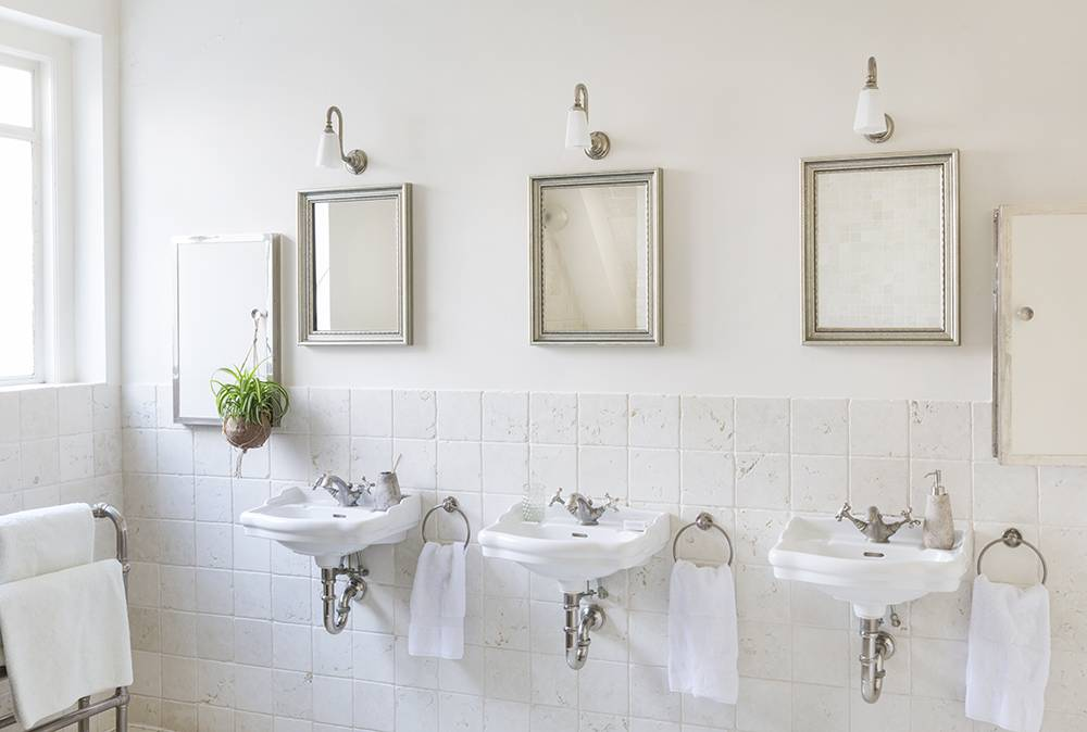 3 creatieve tips voor in de badkamer