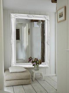 Inspiratie voor grote spiegels - Spiegel voor ingang ...