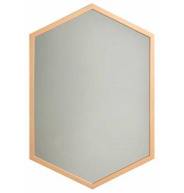 Londen - hexagon spiegel