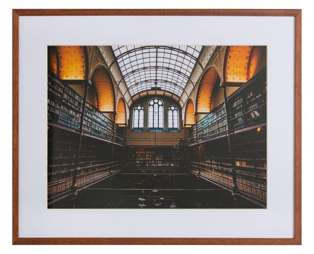 Bibliotheek van het Rijksmuseum