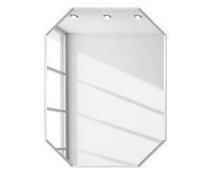 Spiegel Met Lijst : Diamant vorm spiegel zonder lijst vele maten mogelijk