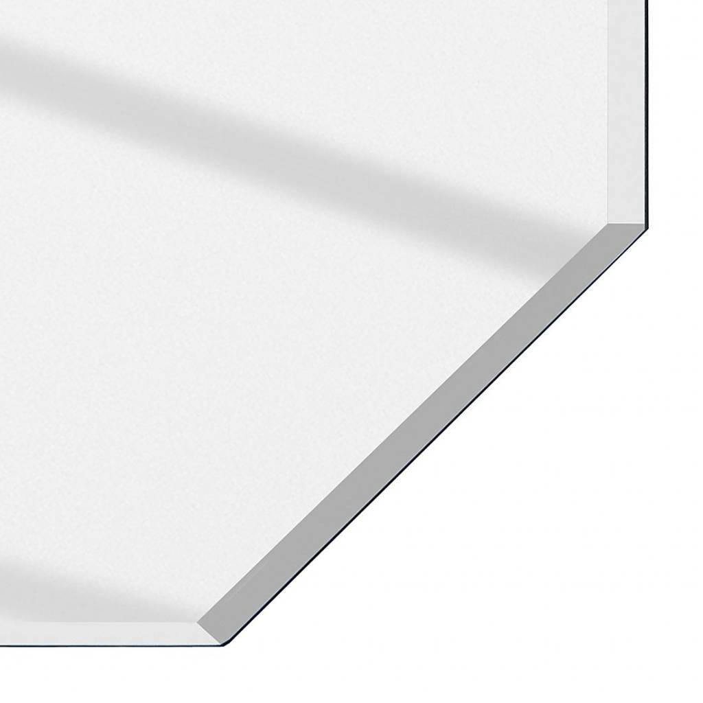 Diamant vorm spiegel zonder lijst vele maten mogelijk for Spiegels zonder lijst