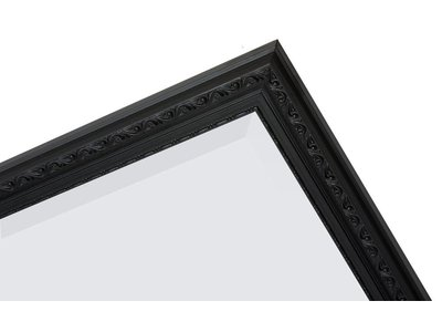 San Salvo - spiegel met klassiek zwarte lijst
