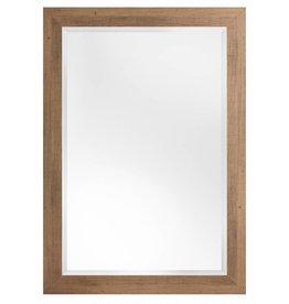 Sardinia Grande - spiegel met luxe houten lijst