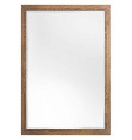 Sardinia - spiegel met luxe houten lijst