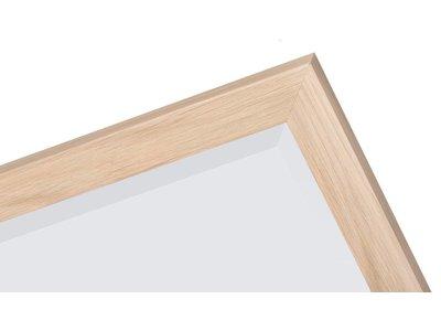 Sardinia Piccolo (met spiegel) - Licht Hout