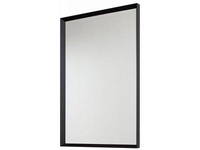 Spiegel Corsica Piccolo - Diepe Moderne Spiegel - Zwart Gekleurd Frame
