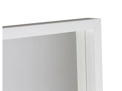 Veneto - Spiegel in Diepe Lijst - Wit Gekleurd Frame