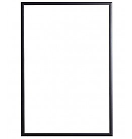 Levie - Betaalbare Moderne Lijst - Simpel Zwart
