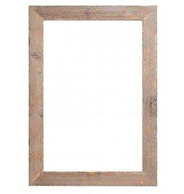 Wood steigerhouten lijst (geschuurd)