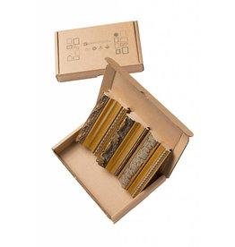 Lijst samples - Klassiek (goud)