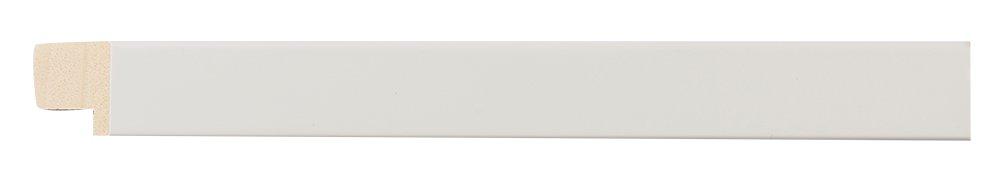 Sottile - smalle witte spiegel