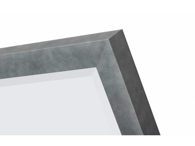 Pantheon Grande - spiegel - donkergrijze betonlook