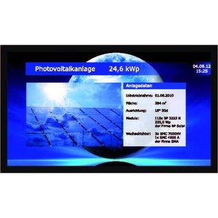 "GA-LCD Monitor-Set Standard with 24"" LED Monitor"