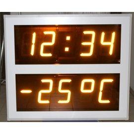 Clock °C 260 mm