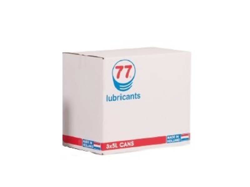 77 Lubricants carton 3x5ltr, Anti-vries G 12 Plus