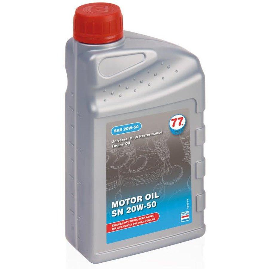 Motorolie 20W-50 SN, 1 lt-1