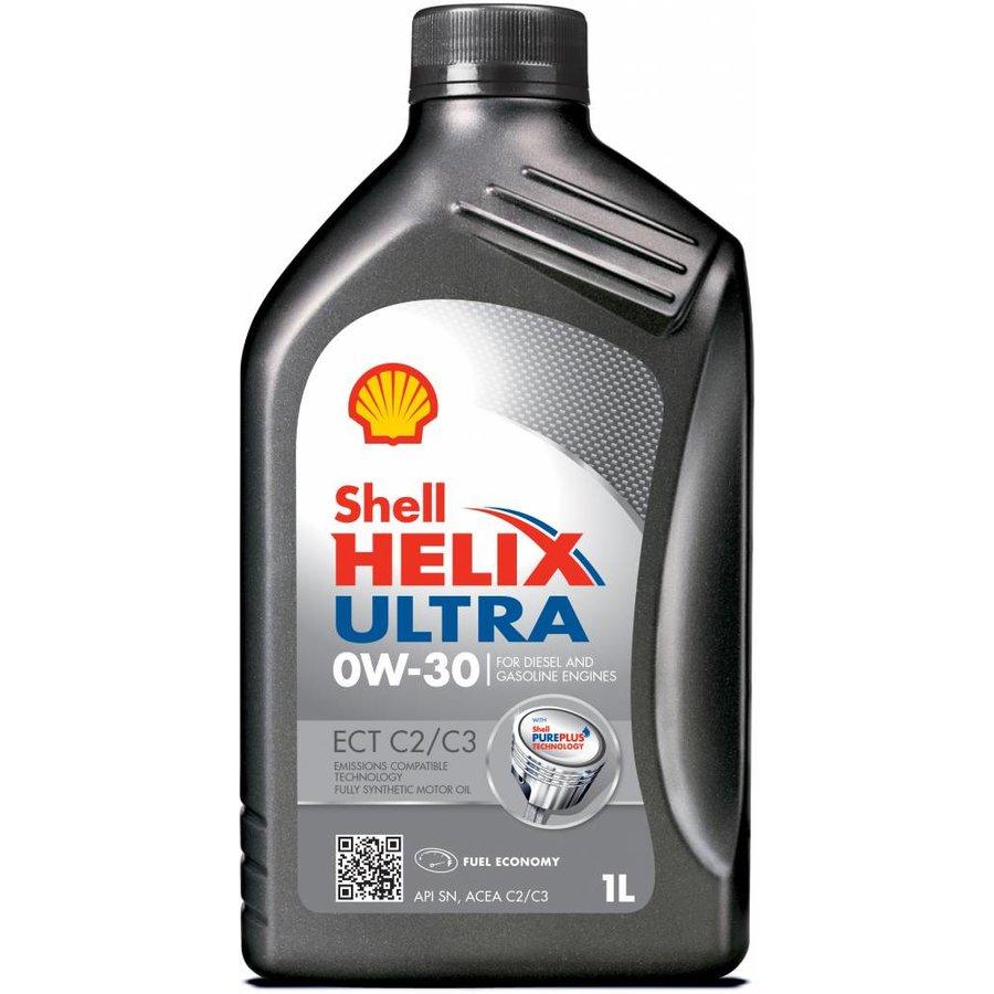 Helix Ultra ECT C2C3 0W-30 - Motorolie, 1 lt