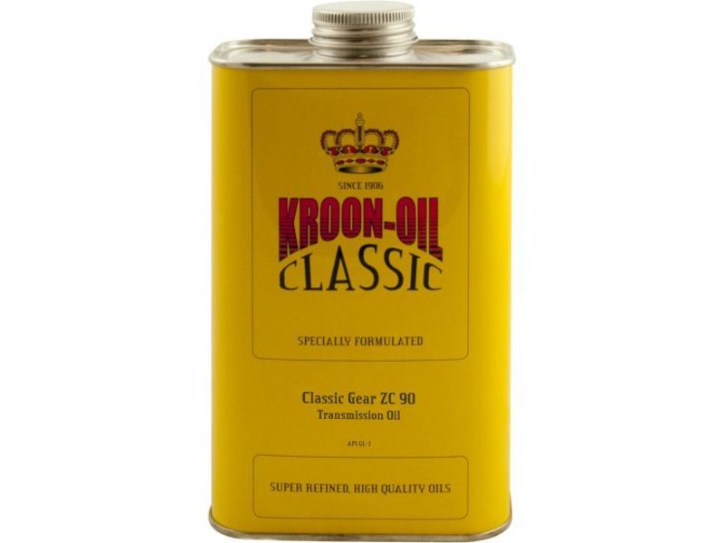 Kroon Oil Classic Gear ZC 90 - versnellingsbakolie