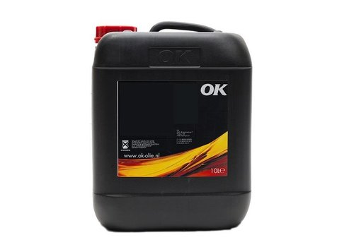 OK Olie Hydrauliekolie HTT ISO-VG 320, can 10 ltr
