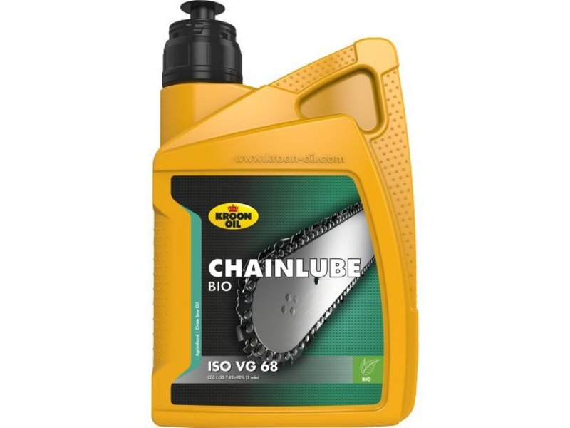Kroon Oil Chainlube Bio - Kettingzaagolie, 1 lt