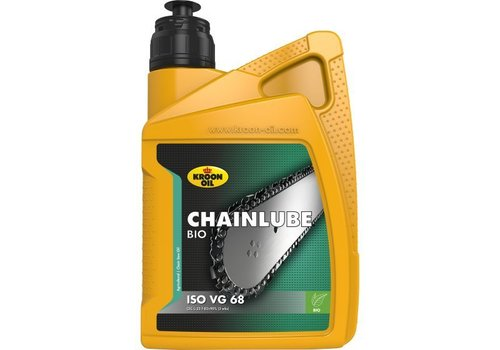 Kroon Oil Chainlube Bio - Kettingzaagolie, 12 x 1 lt