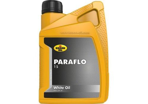 Kroon Oil Paraflo 15 - Witte Olie, 1 lt