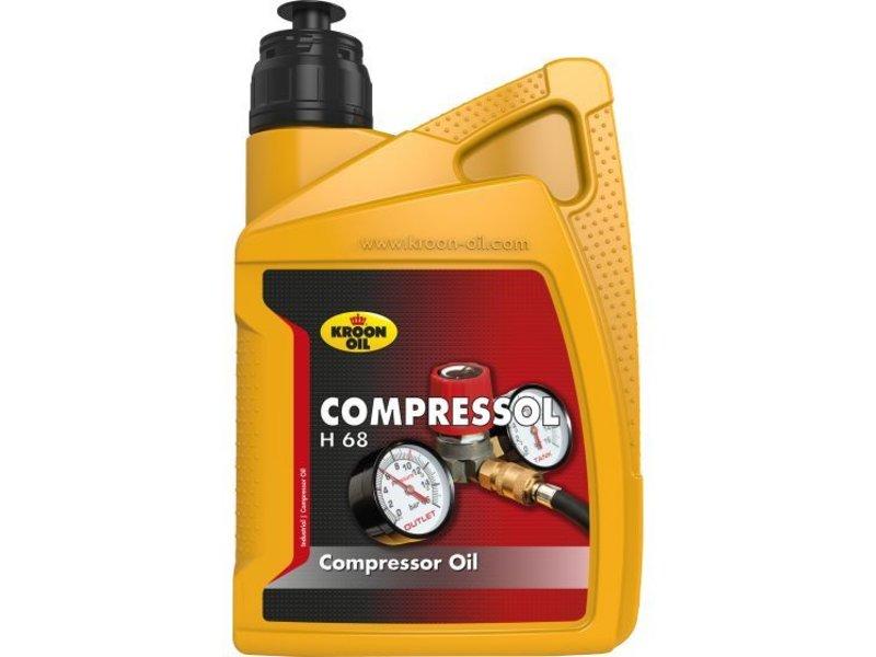 Kroon Oil Compressol H68 - compressorolie