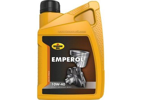 Kroon Oil 10W40 motorolie Emperol, 1 liter