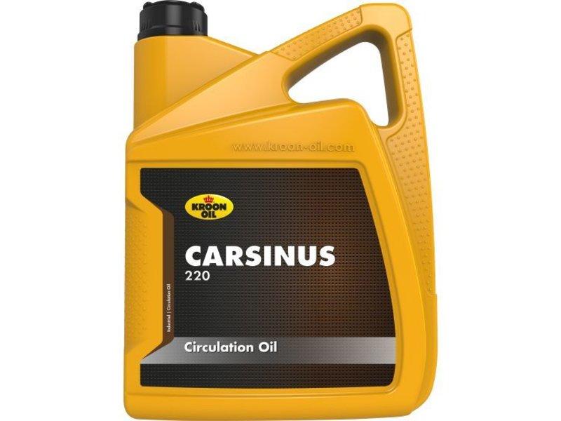 Kroon Oil Carsinus 220 - circulatieolie