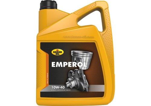Kroon Oil 10W40 motorolie Emperol, 5 liter