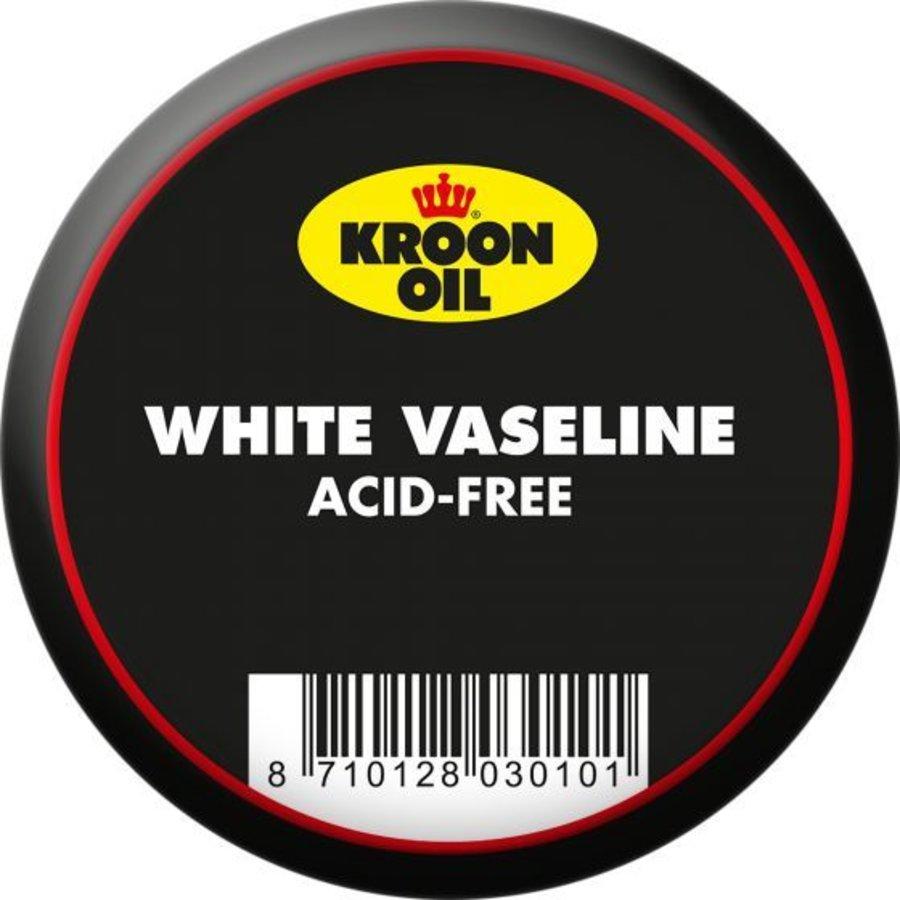Kroon - Witte Vaseline, 12 x 60 gr - Olievoordeelshop.nl