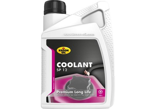 Kroon Oil Koelvloeistof Coolant SP 12, 1 liter flacon