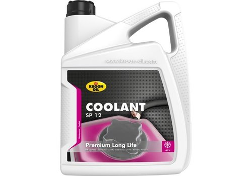Kroon Oil Koelvloeistof Coolant SP 12, 5 liter