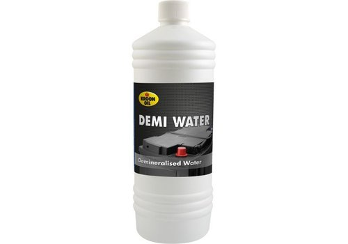 Kroon Oil Demi Water, 1 lt