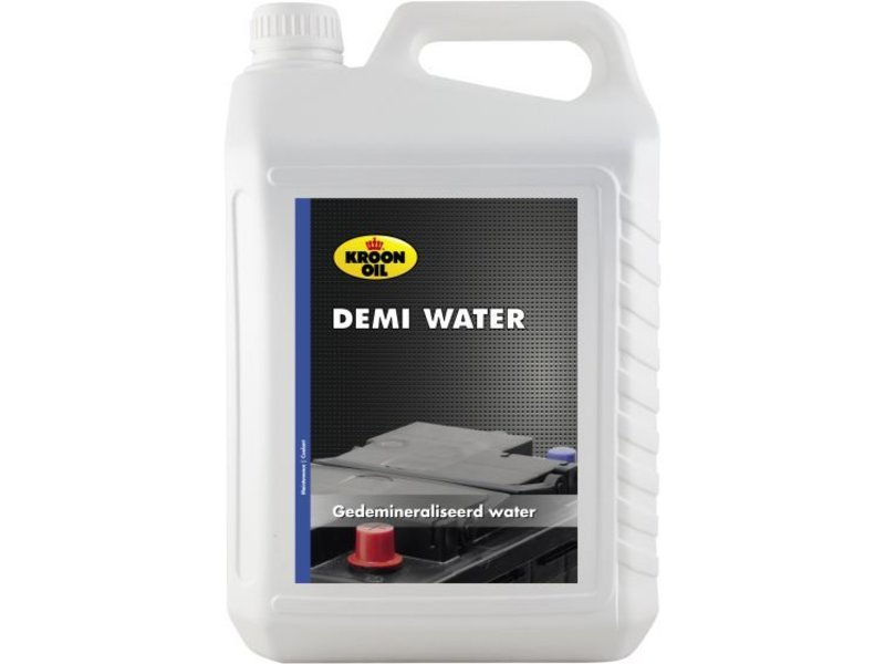 Kroon Oil Demi Water, 5 lt