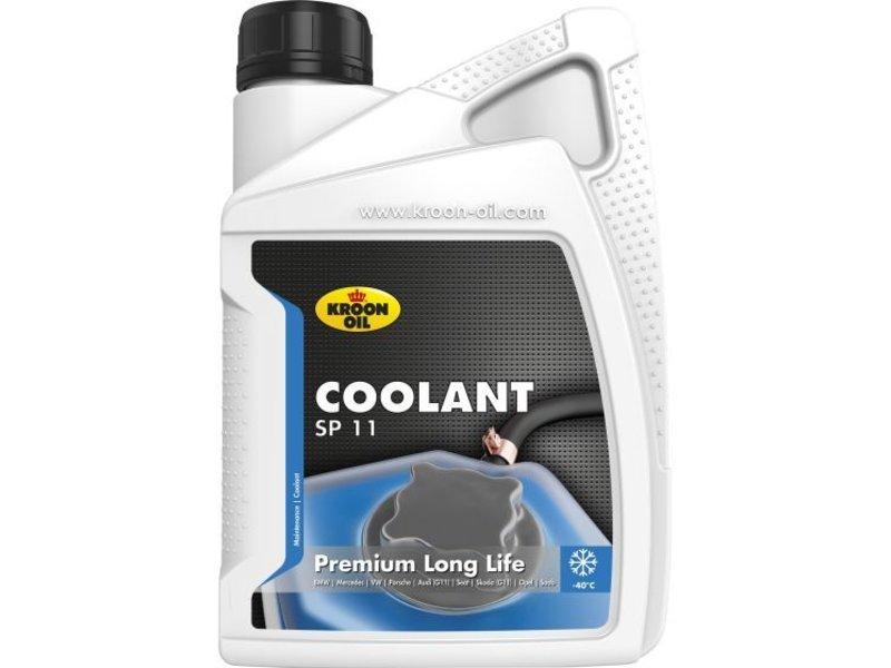 Kroon Oil Koelvloeistof Coolant SP 11, 1 liter flacon