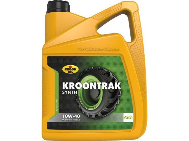Kroon Oil Kroontrak Synth 10W-40 - Super tractorolie, 5 lt