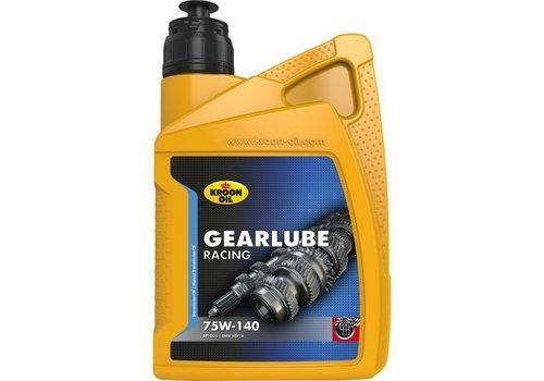 Kroon Oil Gearlube Racing 75W-140 - Versnellingsbak olie, 12 x 1 lt